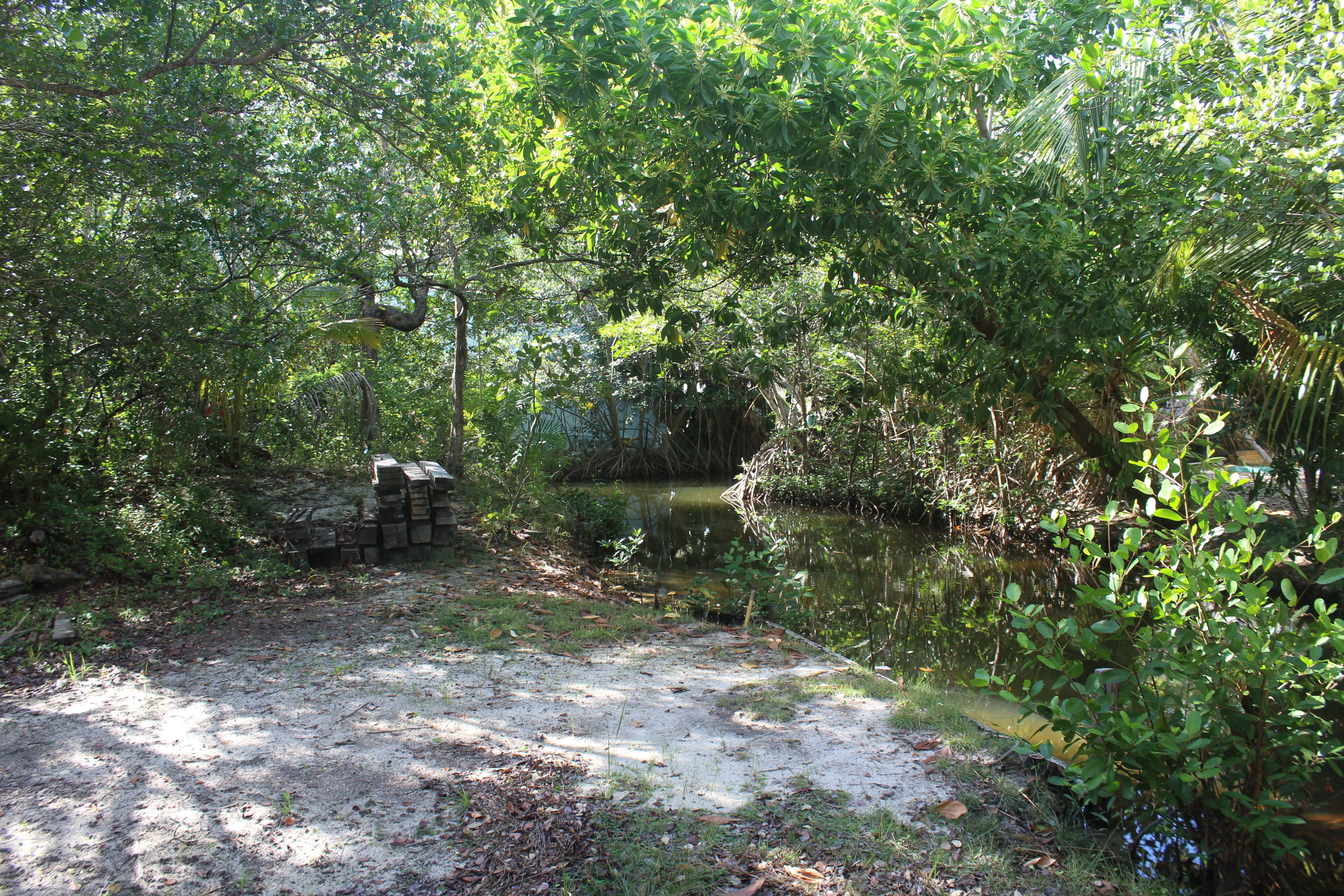 Maya Beach Canal Lot for Sale » The Property Shop